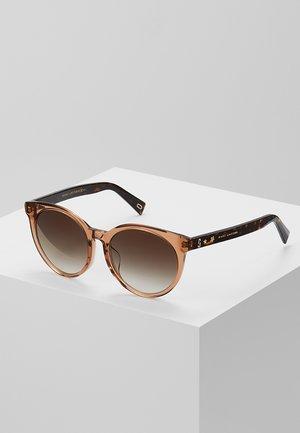 Sonnenbrille - dark havanna