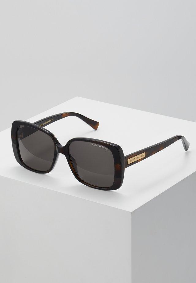 MARC - Okulary przeciwsłoneczne - brown/grey