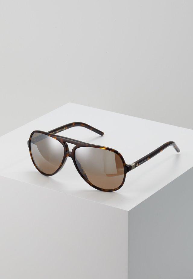 MARC - Sunglasses - dark havana
