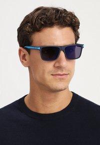 Marc Jacobs - Sluneční brýle - matte blue - 1