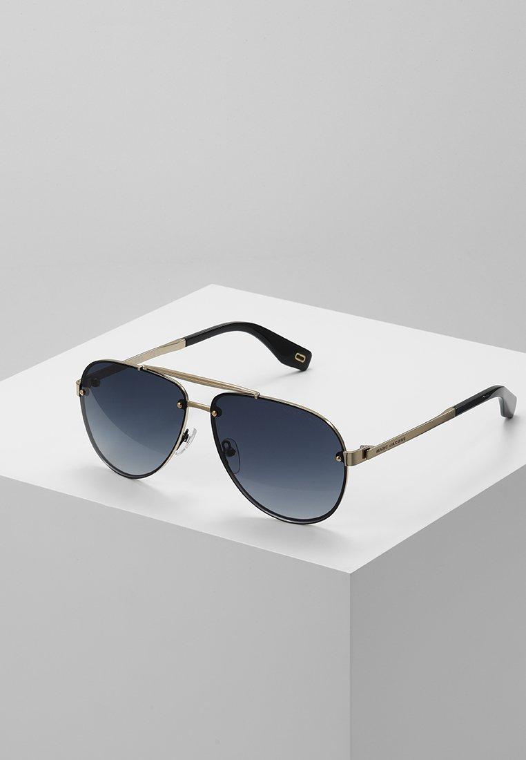 Marc Jacobs - Sonnenbrille - black/gold-coloured