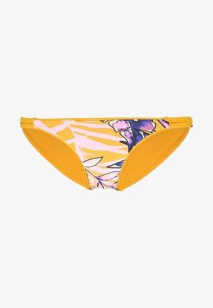 FARRAH SPLIT BOTTOM - Bikiniunderdel - yellow