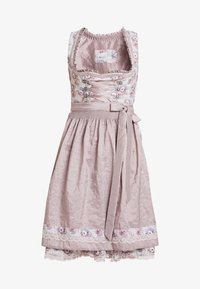 Marjo - FANCY - Dirndl - mauve - 4
