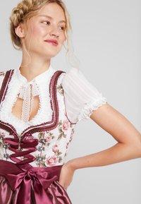 Marjo - NAKOMA - Dirndl - beige/rosenholz - 4