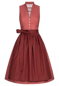 Marjo - FRIDONELLA  - Dirndl - red - 2