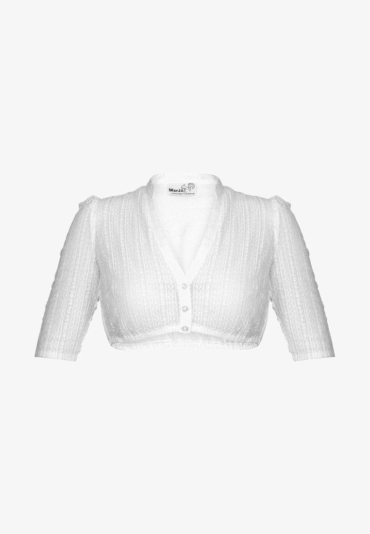Marjo - EMMA-LINDA - Bluse - white