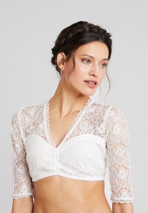FINJA DORO - Blouse - off white