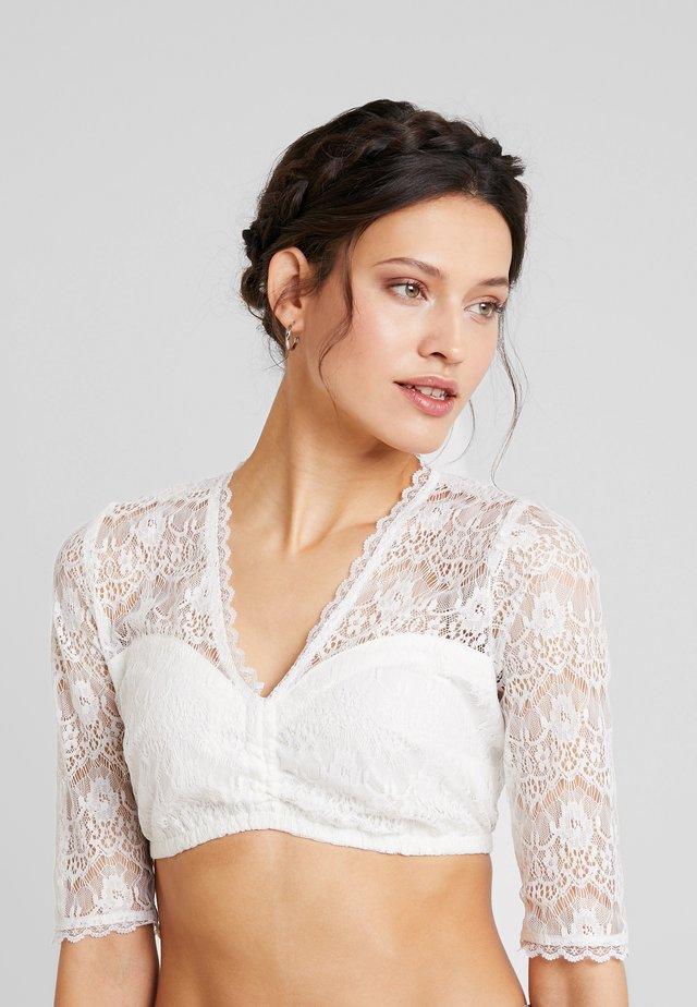 FINJA DORO - Blus - off white
