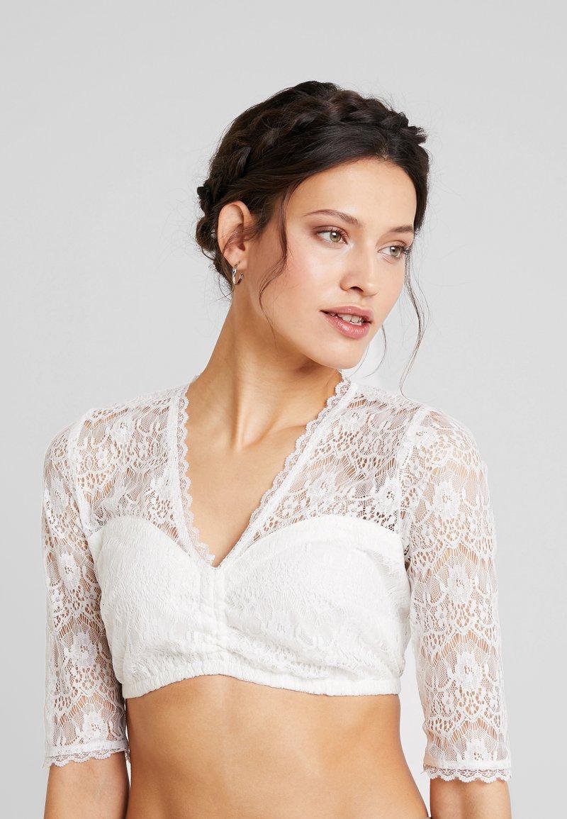 Marjo - FINJA DORO - Blusa - off white