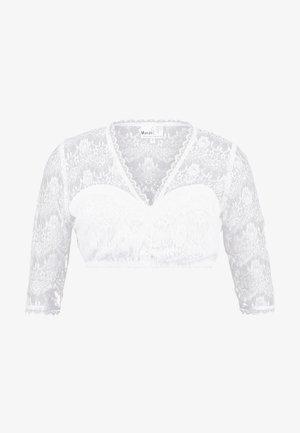 FINJA DORO - Bluse - off white