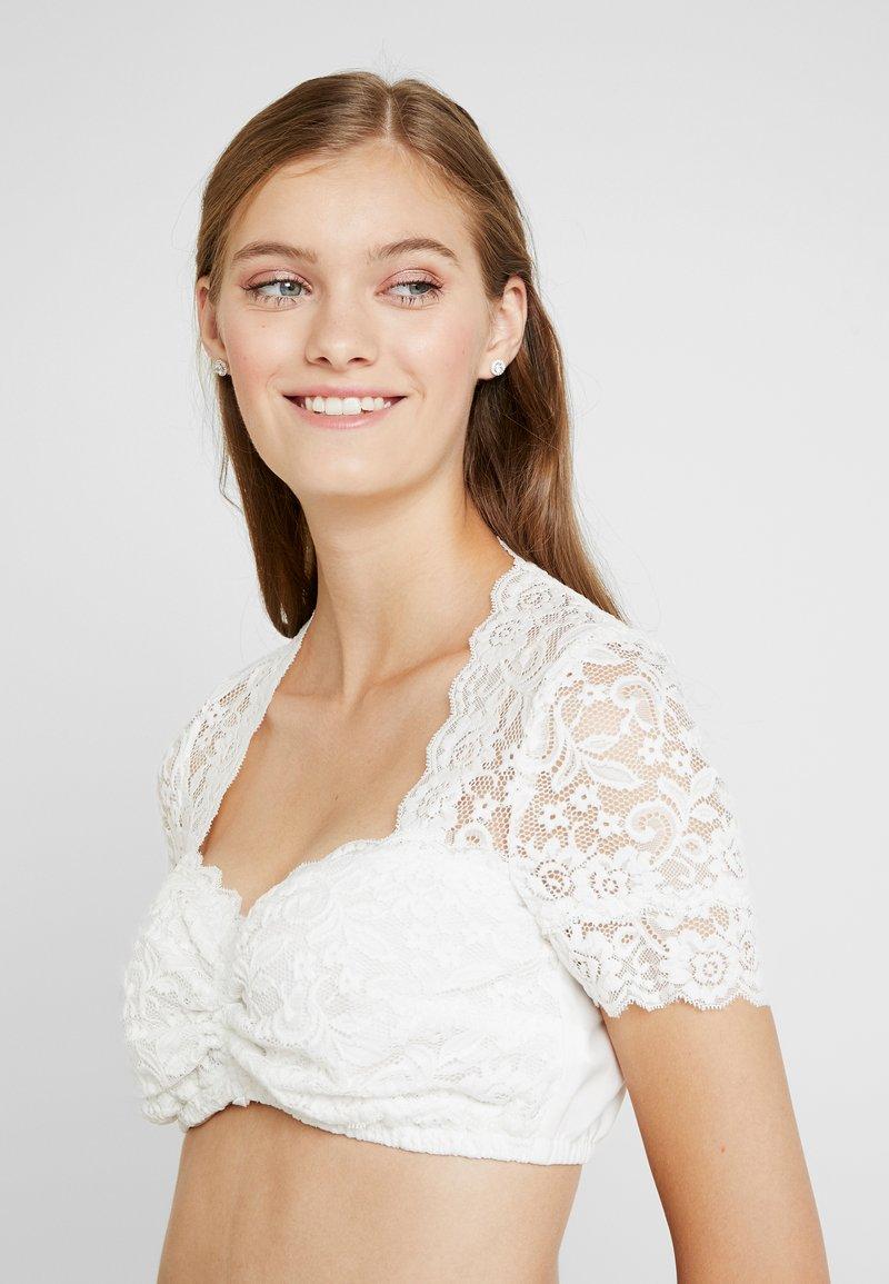 Marjo - NADINE KOSIRA - Bluser - off white