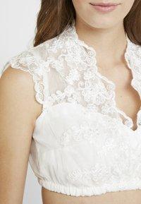 Marjo - NEDIVA ELVIRA - Bluser - off white - 4