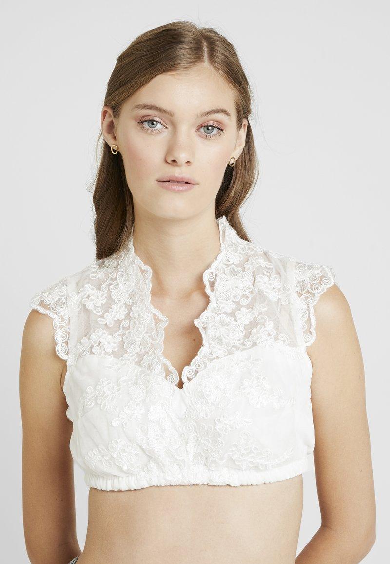 Marjo - NEDIVA ELVIRA - Bluser - off white