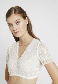 Marjo - NANITA LOTTA - Bluse - off white - 0