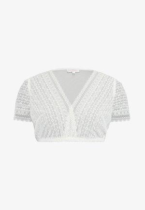 NANITA LOTTA - Bluse - off white
