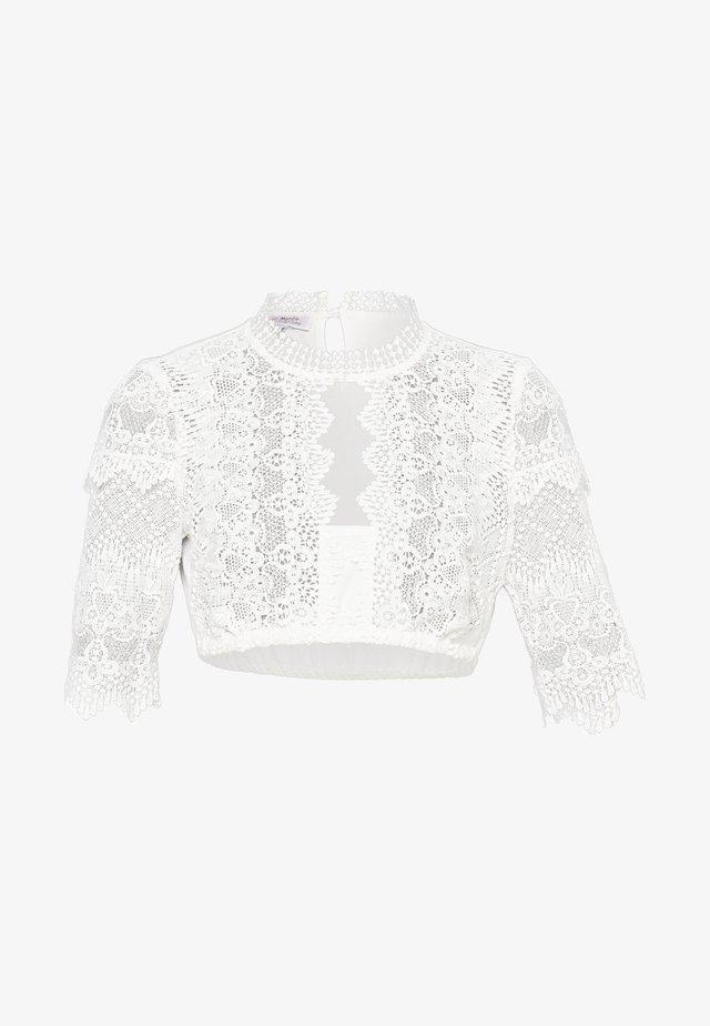 ELANDA NORENA - Bluse - off white