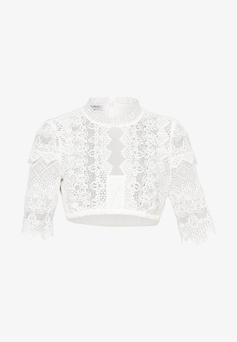Marjo - ELANDA NORENA - Bluse - off white