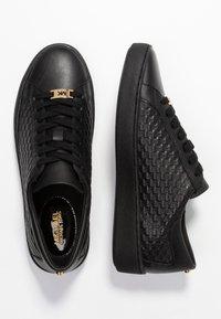 MICHAEL Michael Kors - COLBY - Sneakersy niskie - black - 3
