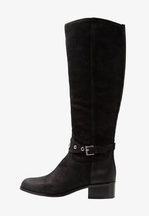 HEATHER BOOT - Cowboystøvler - black