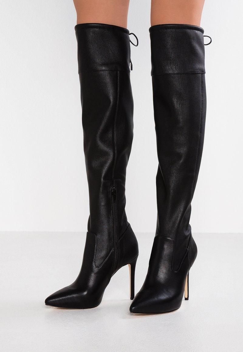 MICHAEL Michael Kors - JAMIE BOOT - High heeled boots - black