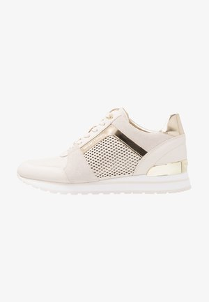 BILLIE TRAINER - Matalavartiset tennarit - light cream