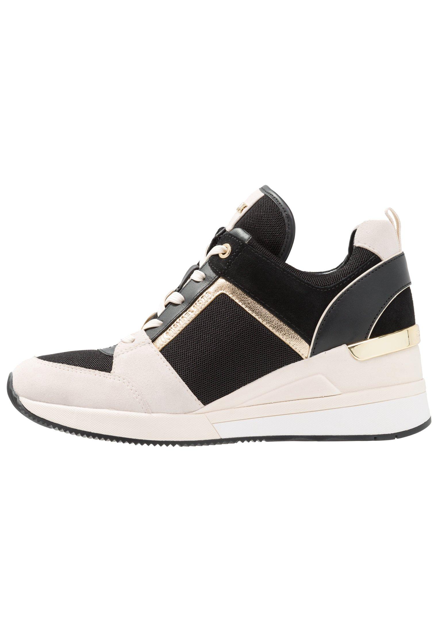 GEORGIE TRAINER Sneakers basse light creammulticolor