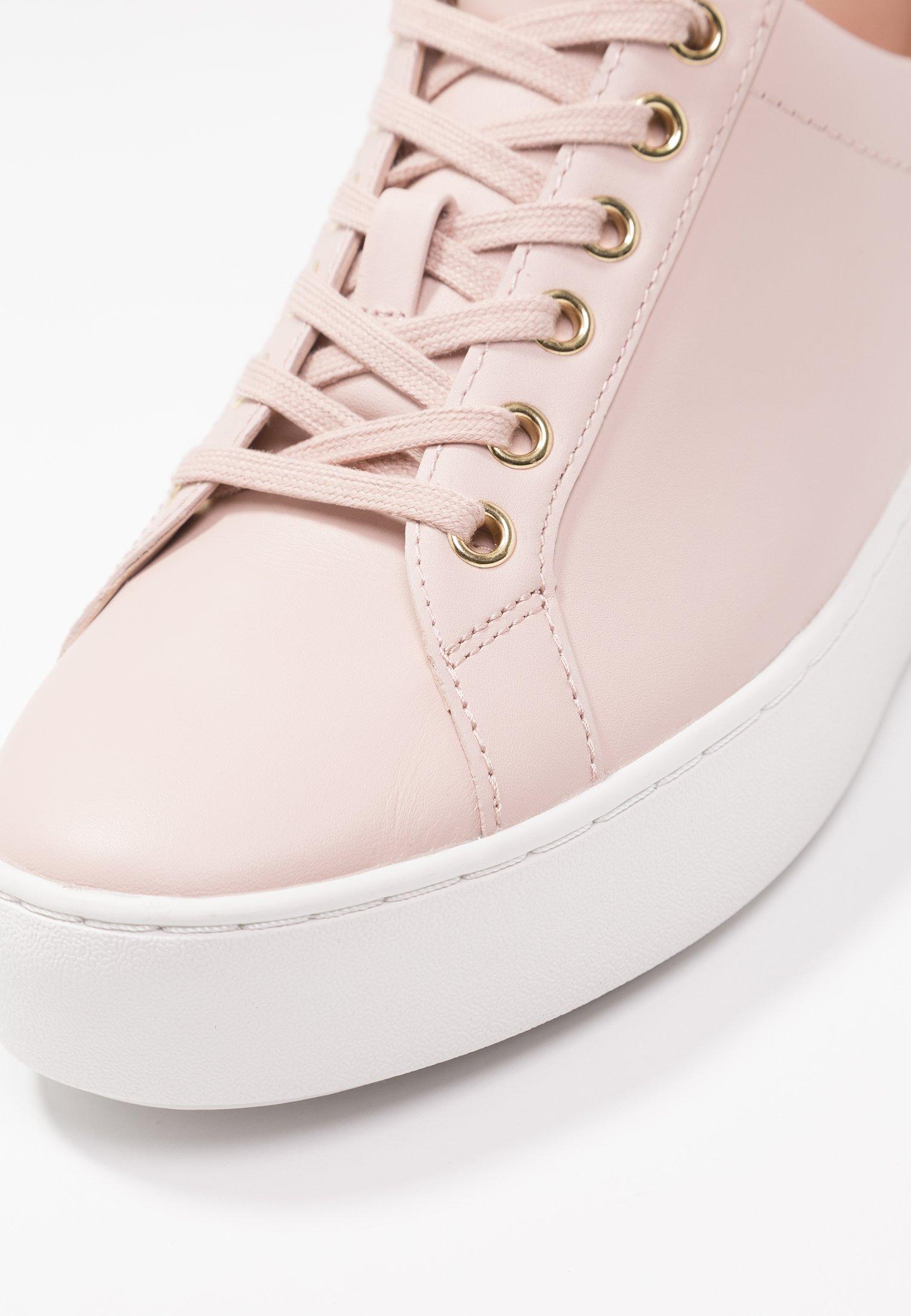 MINDY LACE UP Baskets basses soft pink