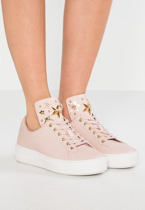 MINDY LACE UP - Joggesko - soft pink