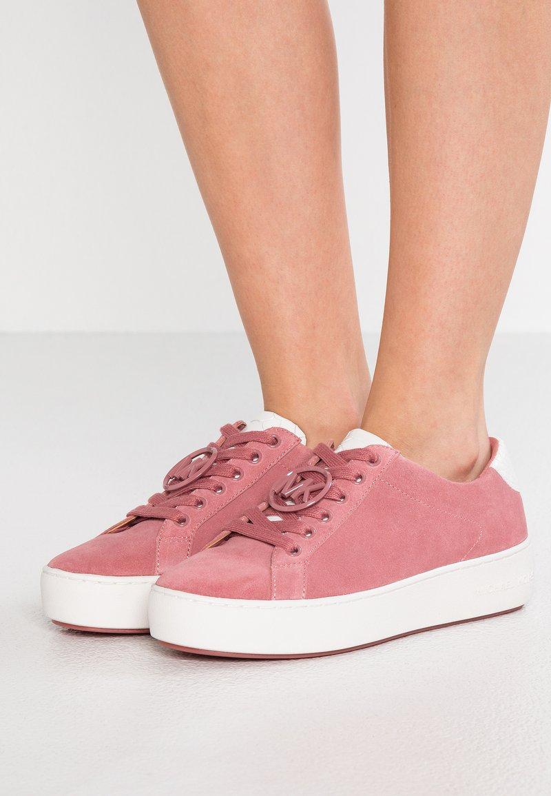 MICHAEL Michael Kors - POPPY LACE UP  - Sneaker low - rose
