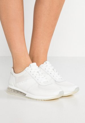 ALLIE BUBBLE TRAINER - Sneaker low - optic white