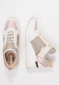 MICHAEL Michael Kors - GEORGIE TRAINER - Sneakers - soft pink/multicolor - 3
