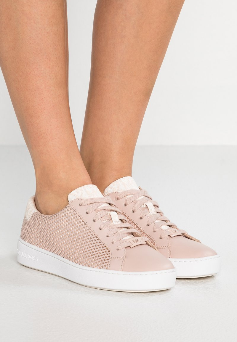 MICHAEL Michael Kors - IRVING LACE UP - Sneakers laag - rose gold