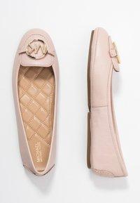 MICHAEL Michael Kors - LILLIE - Scarpe senza lacci - soft pink - 3