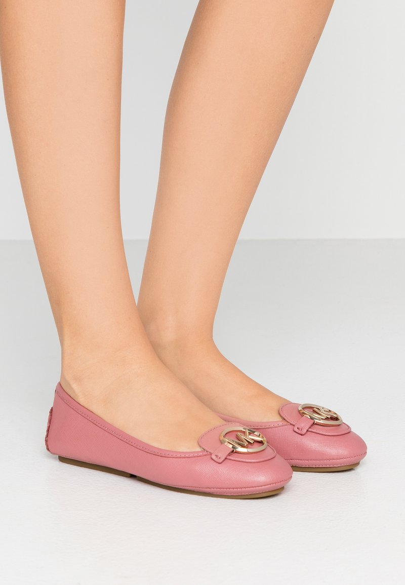 MICHAEL Michael Kors - LILLIE MOC - Ballet pumps - rose