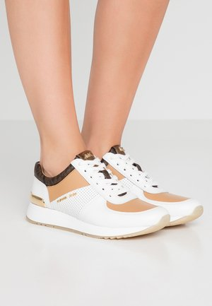 ALLIE TRAINER - Sneakers basse - optic white/multicolour
