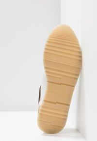 MICHAEL Michael Kors - ALLIE TRAINER - Sneakersy niskie - optic white/multicolour - 6