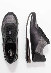 MICHAEL Michael Kors - ALLIE TRAINER EXTREME - Sneaker low - black/multicolor - 3