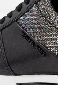 MICHAEL Michael Kors - ALLIE TRAINER EXTREME - Sneaker low - black/multicolor