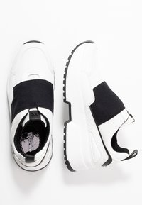 MICHAEL Michael Kors - COSMO - Sneakers - optic white/black - 3