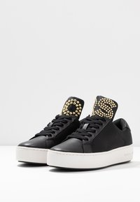 MICHAEL Michael Kors - MINDY LACE UP - Sneaker low - black - 4