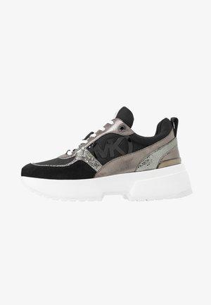 BALLARD TRAINER - Sneaker low - black