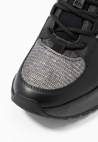 MICHAEL Michael Kors - COSMO TRAINER - Trainers - black/silver - 2