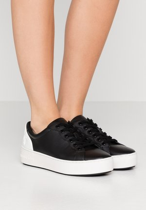 KHLOE LACE UP - Sneakers - black