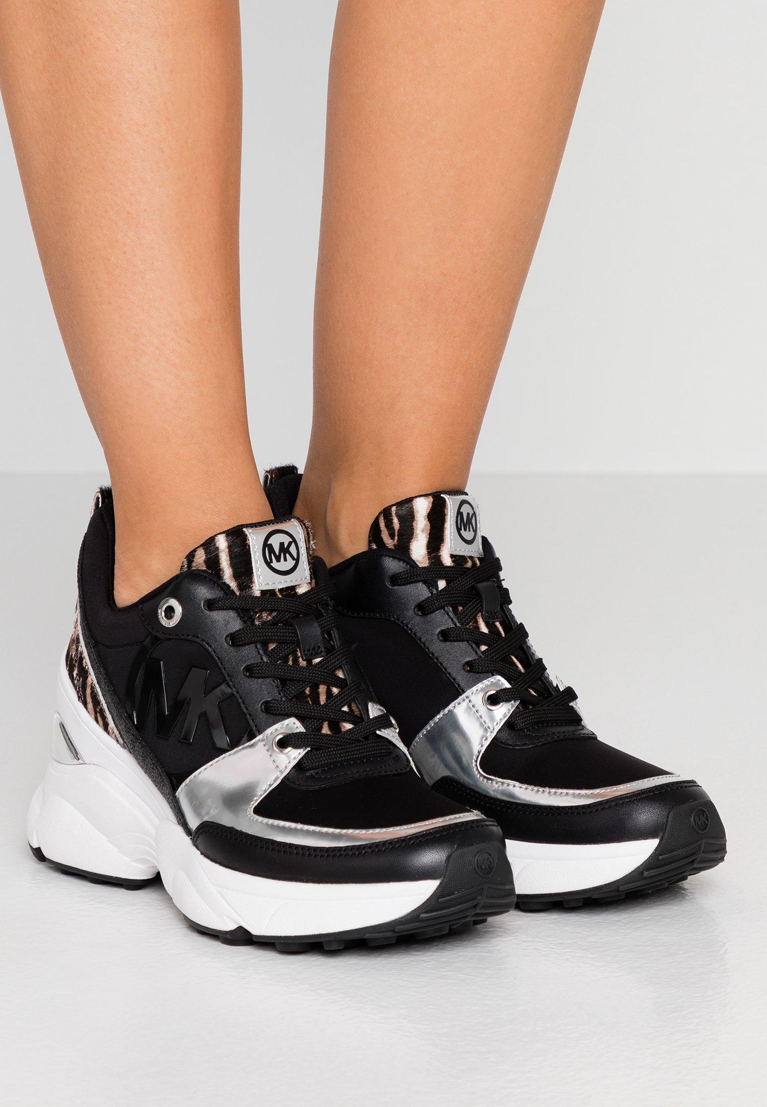 MICKEY TRAINER Sneakers basse blackgun