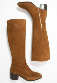 MICHAEL Michael Kors - DYLYN BOOT - Boots - amber - 3