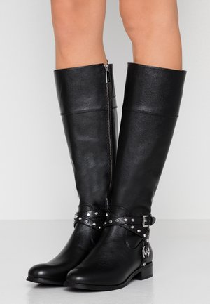 PRESTON BOOT - Bottes - black