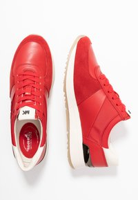 MICHAEL Michael Kors - ALLIE TRAINER - Sneaker low - bright red - 3