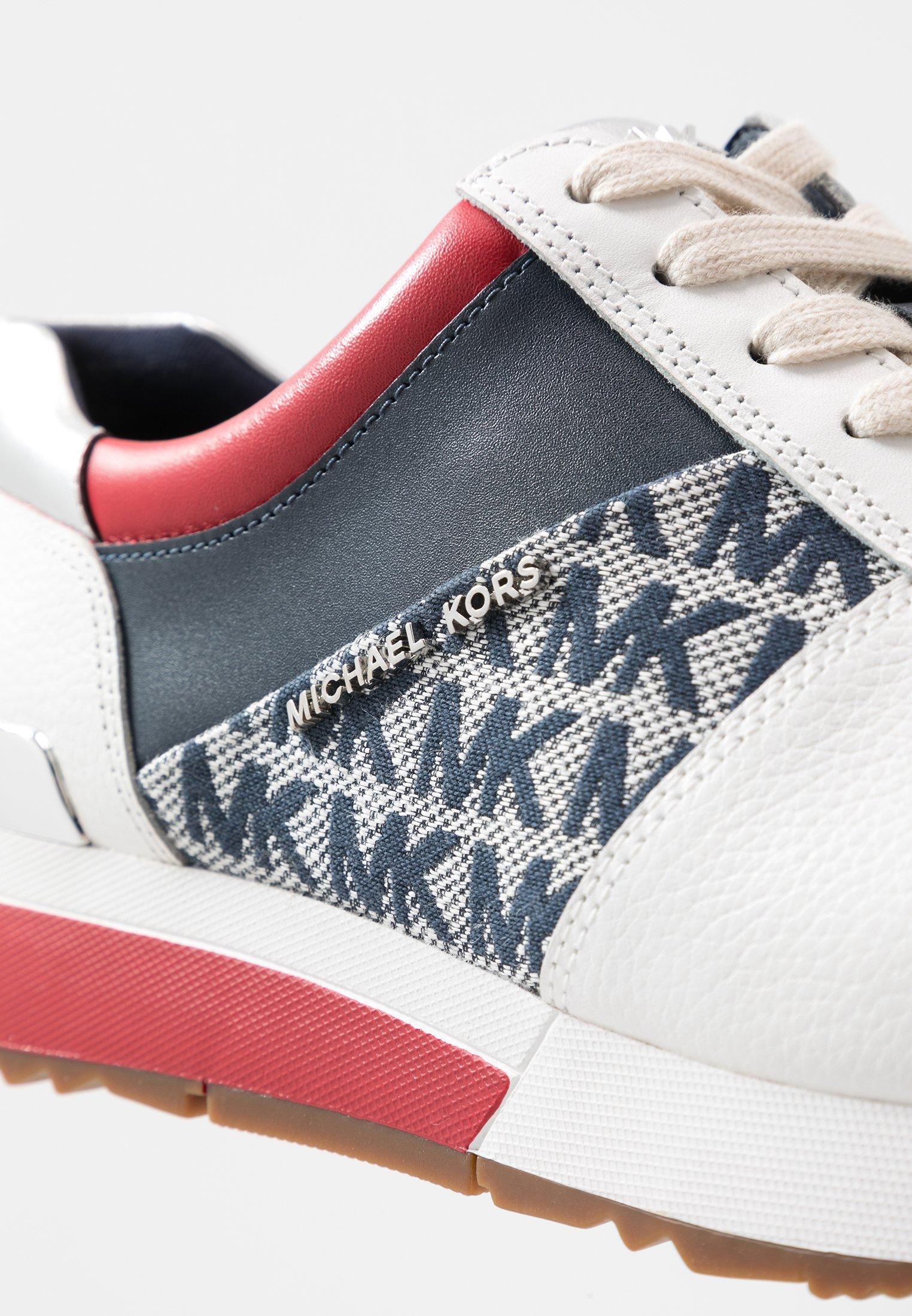 Michael Kors Sneakers - Ivory/denim