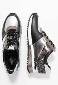 MICHAEL Michael Kors - Sneakersy niskie - silver/multicolor - 3