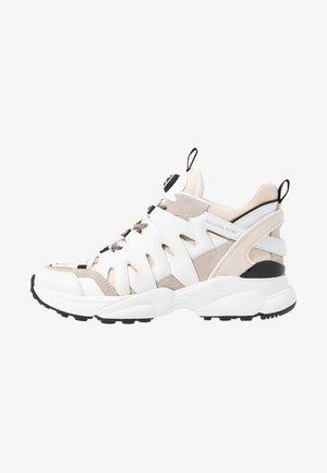 Sneaker low - ecru/multicolor